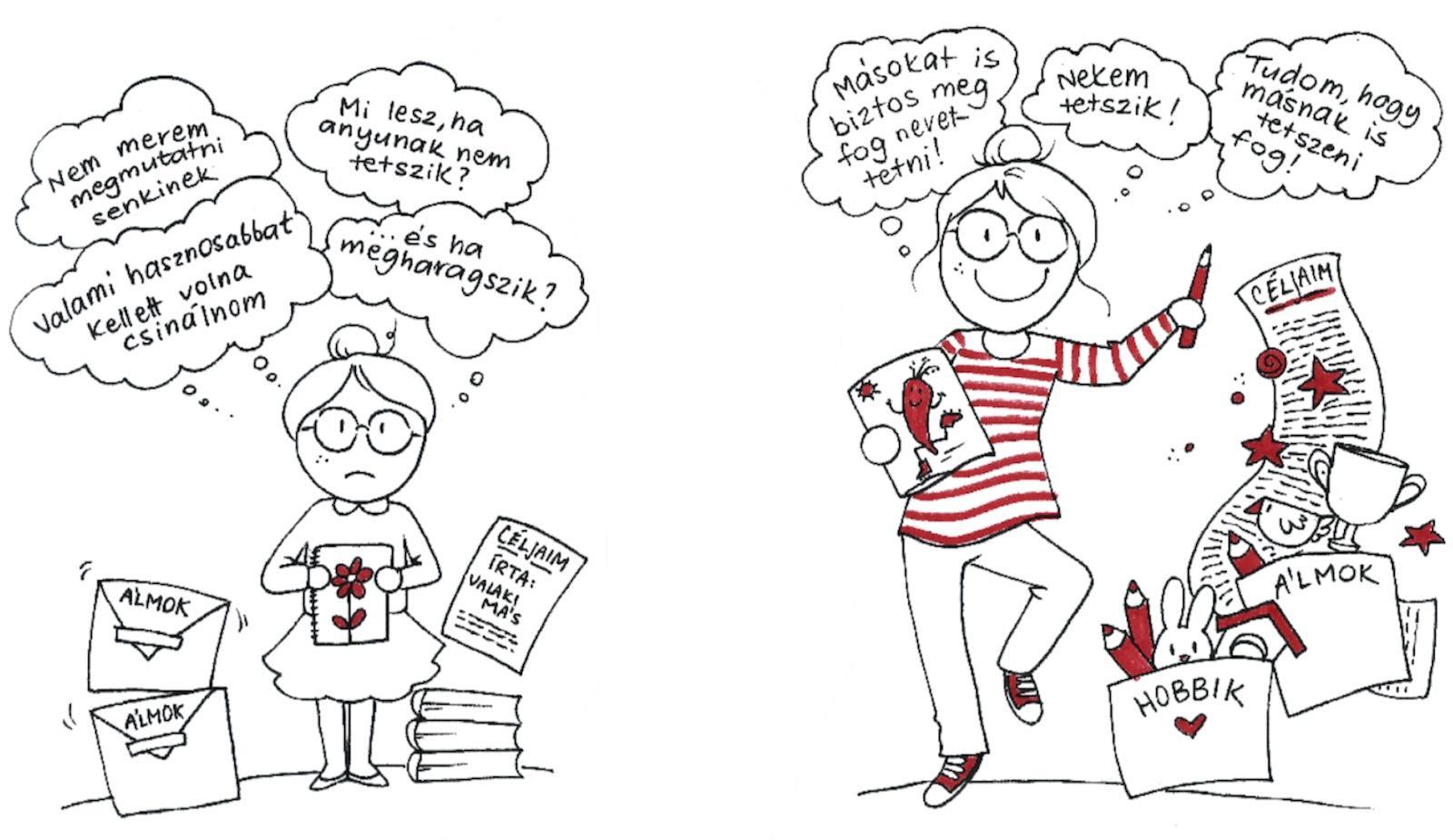 A nehéz munkanapok ellen: önbizalom! | Profession